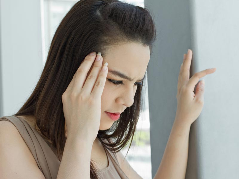 Symptoms of a Vestibular Disorder