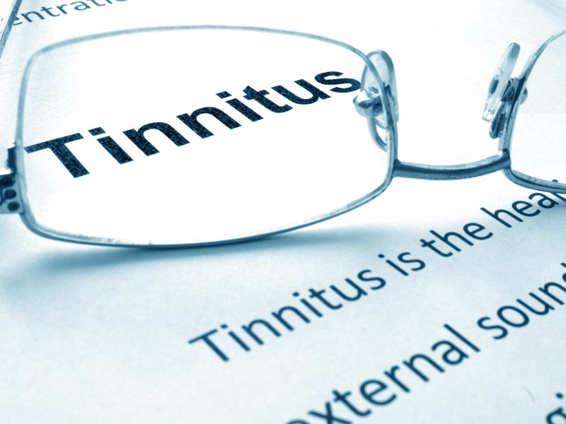 What causes tinnitus?
